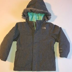 The North Face girl's coat